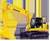 工程机械配件_挖掘机