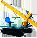 工程机械_旋喷钻机