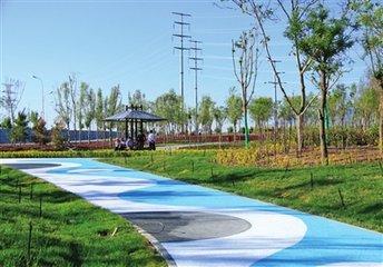 北京城市副中心启动20余个海绵城市改造项目