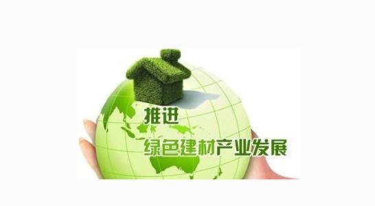 王翠坤:大力发展绿色建材