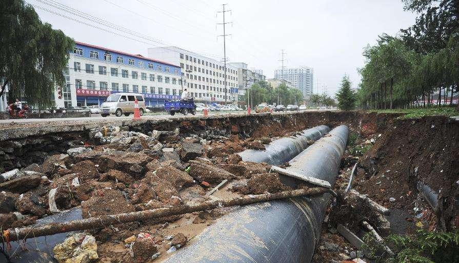 排水管施工组织设计