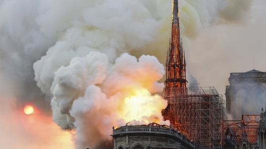 巴黎圣母院火灾的警示:防范于未燃!