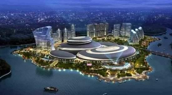 全球最大酒店在湖州开建