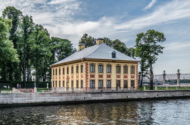 浅谈俄罗斯的巴洛克建筑(巴洛克式建筑)