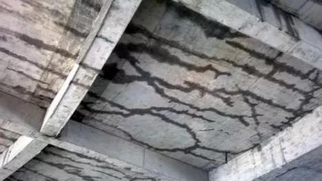 混凝土老是开裂,这个原因终于找到了...