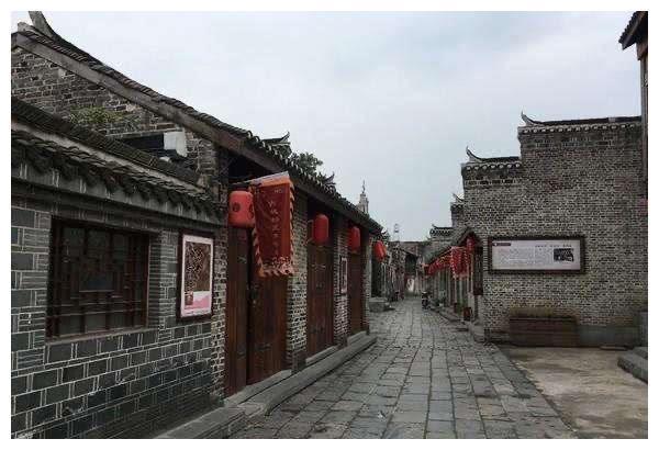 """安徽""""小上海""""古镇,走出20多位近代名人,如今却少有知道"""