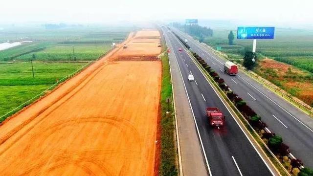 京台高速改扩建项目济宁段已提前两个月完成年度建设任务