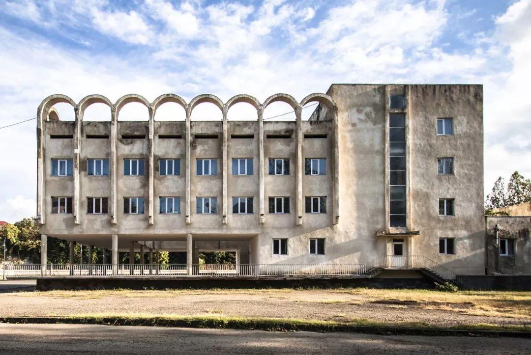 格鲁吉亚的苏维埃建筑遗产