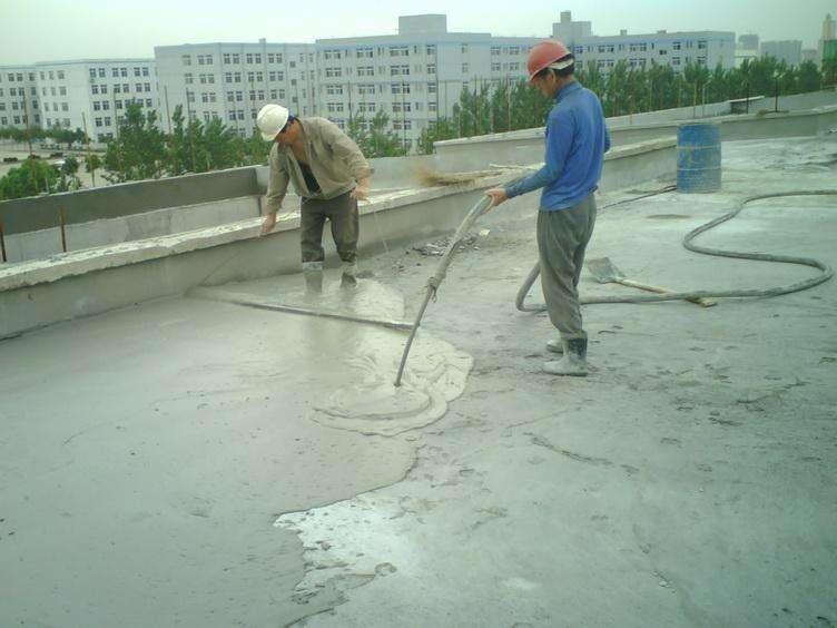 永泰泡沫混凝土