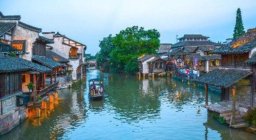 中国5个最美水乡,傍水而居,安度流年,每一个都宛如世外桃源
