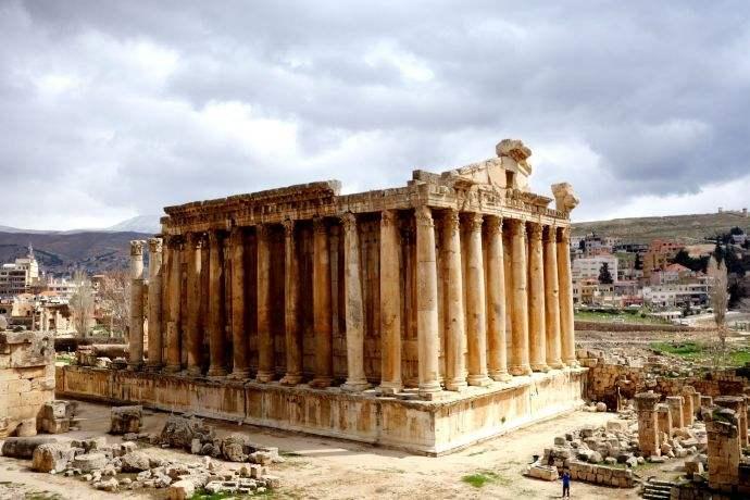 关于古罗马建筑的相关介绍