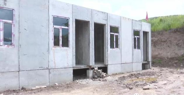 天祝朵什镇:装备式建筑为美丽乡村建设提供新方案