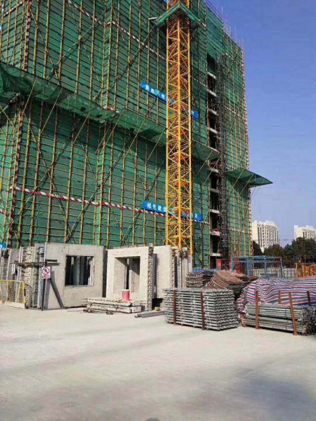 盖房子就像搭积木,装配式建筑发展大势所趋