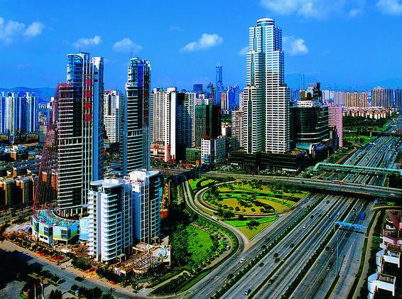 中国建筑业在国民经济中的作用与地位