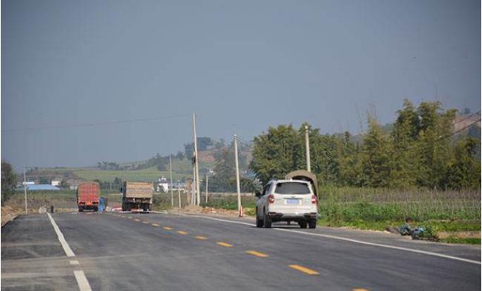 国家二级公路的标准