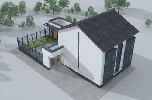 建套乡村二层别墅需要多少钱?